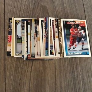 💕Grab bag of 50 hockey cards